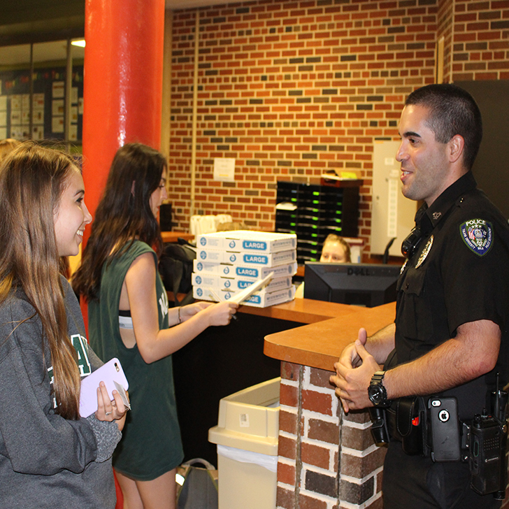 Tulane Police Support Services